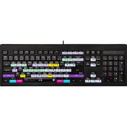 LogicKeyboard Astra Series Blackmagic DaVinci Resolve 14 Backlit Mac Keyboard (American English)