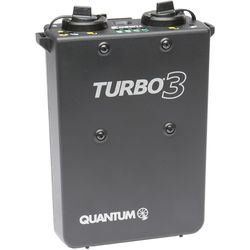 Quantum Instruments Turbo 3 Rechargeable Battery (US / Canada / Japan Plug)