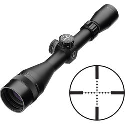 Leupold Mark AR MOD 1 4-12x40 Riflescope (Mil Dot Reticle, Matte Black)