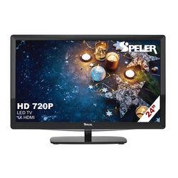 "SPELER SP-LED-Series 24""-Class HD LED TV"