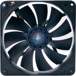 Kingwin Long-Life Bearing Case Fan for Advanced Mobile Rack Series (140 x 140mm, Black)
