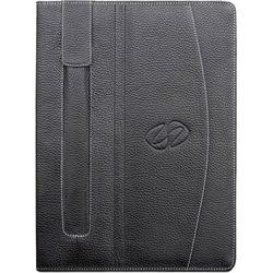 """MacCase Premium Leather Folio for iPad Pro 9.7"""" (Black)"""