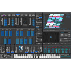 accSone crusher-X 6 - Granular Synthesis Engine and Effects Processor (Virtual Instrument, Download)