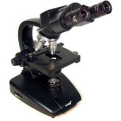 Levenhuk 625 Binocular Biological Microscope (110V, Matte Black)