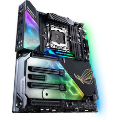 ASUS Republic of Gamers Rampage VI Extreme LGA 2066 Extended ATX Motherboard