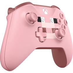 Microsoft Xbox One Wireless Controller (2016 Version, Minecraft Pig)