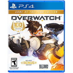 Blizzard Entertainment Overwatch: Game of the Year Edition (PS4)
