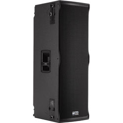 RCF Active 2200W 3-Way Line Array Module with 4 Channels of Class-D Amplification