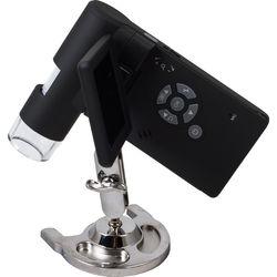 Levenhuk DTX 500 Mobi Digital Microscope (Matte Black)