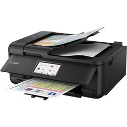 Canon PIXMA TR8520 Wireless Home Office All-in-One Inkjet Printer (Black)