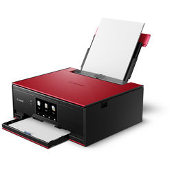 Canon PIXMA TS9120 Wireless All-in-One Inkjet Printer (Red)