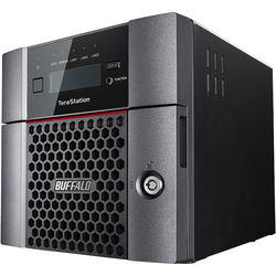 Buffalo TeraStation 8TB TS5210DN 2-Bay NAS Server (2 x 4TB)