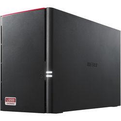 Buffalo LinkStation 2TB 520DN 2-Bay NAS Server (2 x 1TB)