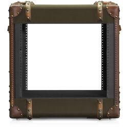 iStarUSA 450mm-Deep Retro Style Rackmount Cabinet (9 RU)