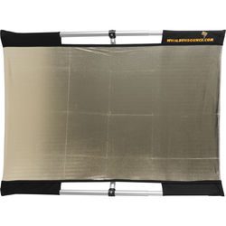 Sunbounce Micro Mini Sun-Bounce Kit - Zebra/White Screen (2x3')