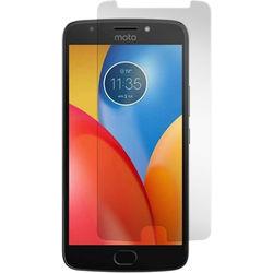 Gadget Guard Black Ice Edition Tempered Glass Screen Protector for Motorola Moto E Plus (4th Gen.)