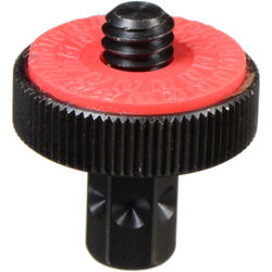 """Noga Quick Release Adapter - 3/8""""-16 Male to M6 Male"""