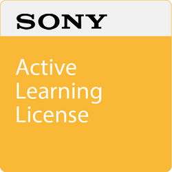 Sony Active Learning License