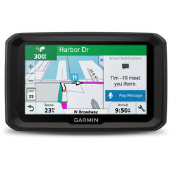 Garmin dezl 580LMT-S GPS for Trucks with North America Maps