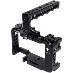 Seercam CUBE 6X Cage for Sony a6300/6500/6000 Cameras with Top Handle