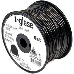 taulman3D 2.85mm t-glase Filament (Black, 0.5kg, 512')