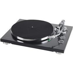Teac TN-350 Stereo Turntable with USB (Satin Black)