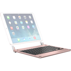 """Brydge 10.5 Bluetooth Keyboard for 10.5"""" iPad Pro and iPad Air 2019 (Rose Gold)"""