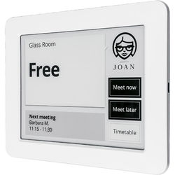 """Visionect JOAN Manager 6"""" Touchscreen Interactive E Ink Electronic Paper Screen (Gray)"""