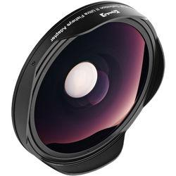 Opteka 58mm 0.3X HD Ultra Fisheye Lens Adapter