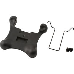 Genelec Replacement IsoPod Kit for 8010 with Bracket and Screws (Black)