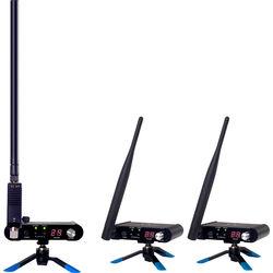 Wi Digital Wi Pro AudioMatrix X8 Portable 2.4 GHz Stereo Digital Multicast Wireless Audio System