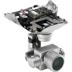DJI Gimbal Camera for Select Phantom 4 Pro and Advanced Drones (Obsidian)