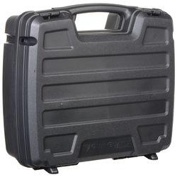Plano SE Series 4-Pistol & Accessory Case (Black)