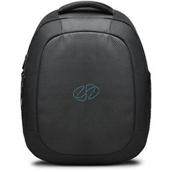 """MacCase Universal Backpack for Laptops & Tablets up to 15.4"""" (Black/Cyan)"""