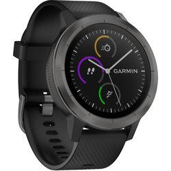 Garmin vivoactive 3 (Black with Slate Hardware)