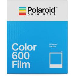 Polaroid Originals Color 600 Instant Film (8 Exposures)