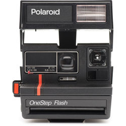 Polaroid Originals 600 Red Stripe Instant Film Camera