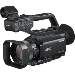 Sony PXW-Z90V 4K HDR XDCAM with Fast Hybrid AF