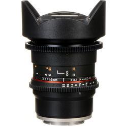 Rokinon 14mm T3.1 Cine DS Lens for Sony E-Mount