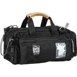 Porta Brace Lightweight Compact Case for Nikon D850 DSLR Camera (Black)