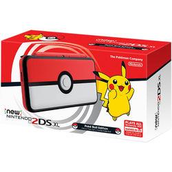 Nintendo 2DS XL Handheld Gaming System (Pokeball Edition)
