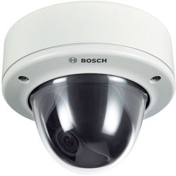 Bosch FLEXIDOME AN 5000 960H 2.8 to 10.5mm Vandal-Resistant WDR Day/Night Dome Camera with Heater (NTSC)