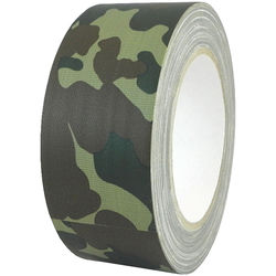 "Atlas Adhesive Tape Duct Tape (2"" x 25 yd, Camouflage)"
