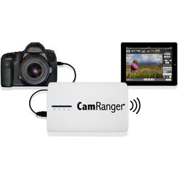 CamRanger Wireless Transmitter for Select Canon and Nikon DSLR Cameras