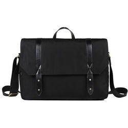 Jo Totes Harbourside DSLR Messenger Bag (Black)