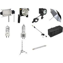 Lowel Portrait Three-Light Kit