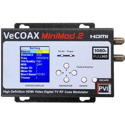 ProVideoInstruments VeCOAX MiniMod-2 HDMI to RF Modulator