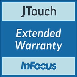 """InFocus 2-Year Extended Warranty for JTouch 75"""" Display (Download)"""
