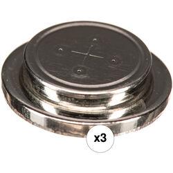 Wein MRB625 Cell 1.35v Zinc-Air Battery (3 Pack)