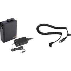 Impact Mini LiteTrek (LT) Battery Pack and Charger With CKE Nikon Cable